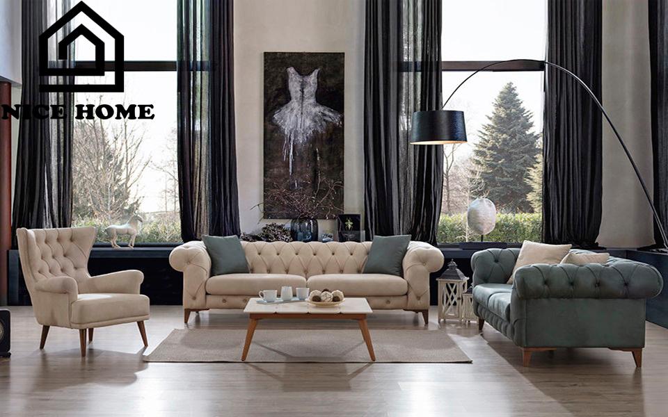 Sofa Vải bố cao cấp N-21
