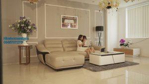 Bộ sofa phòng khách cao cấp N1646