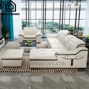 Ghế sofa da SFD1