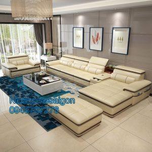 Sofa phòng khách hiện đại N1959