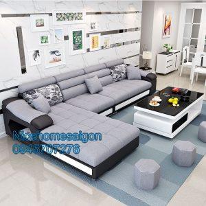 Sofa vải cao cấp N1970