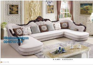 Sofa tân cổ điển TPHCM mã 60