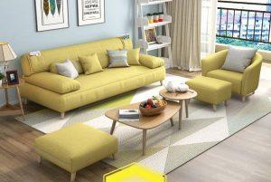 ghế băng hiện đại cho phòng khách mã 094