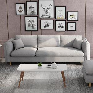 ghế sofa băng đơn giản mã 078