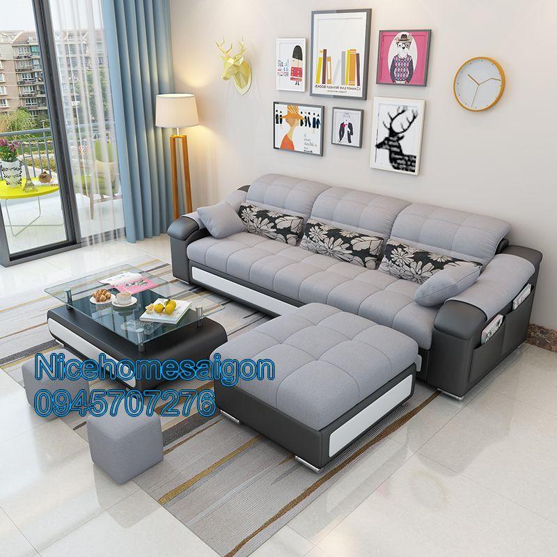 Nice Home với các mẫu ghế bọc vải chất lượng