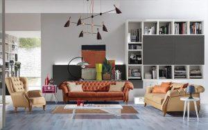 ghế sofa băng cổ điển đẹp mã 042
