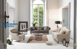 ghế sofa băng dài cho biệt thự mã 063