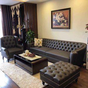 Ghế sofa phòng khách đẹp N669