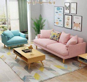 sofa băng hiện đại N 106