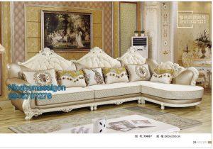 sofa tân cổ điển tại gò vấp mã 63
