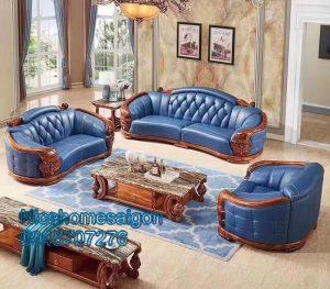 sofa tân cổ điển tại quận 7 mã 1011