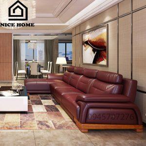 Bộ bàn ghế sofa đẹp N1058