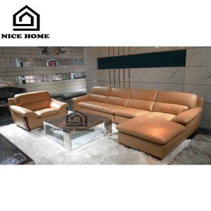 Bàn ghế sofa phòng khách lớn NH02