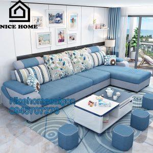 Bộ ghế sofa phòng khách NH022