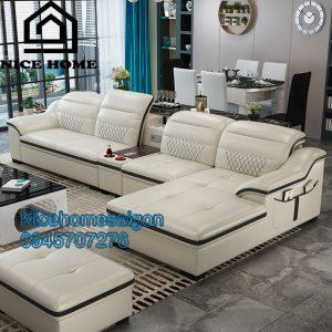 Sofa phòng khách đẹp hiện đại NN2020