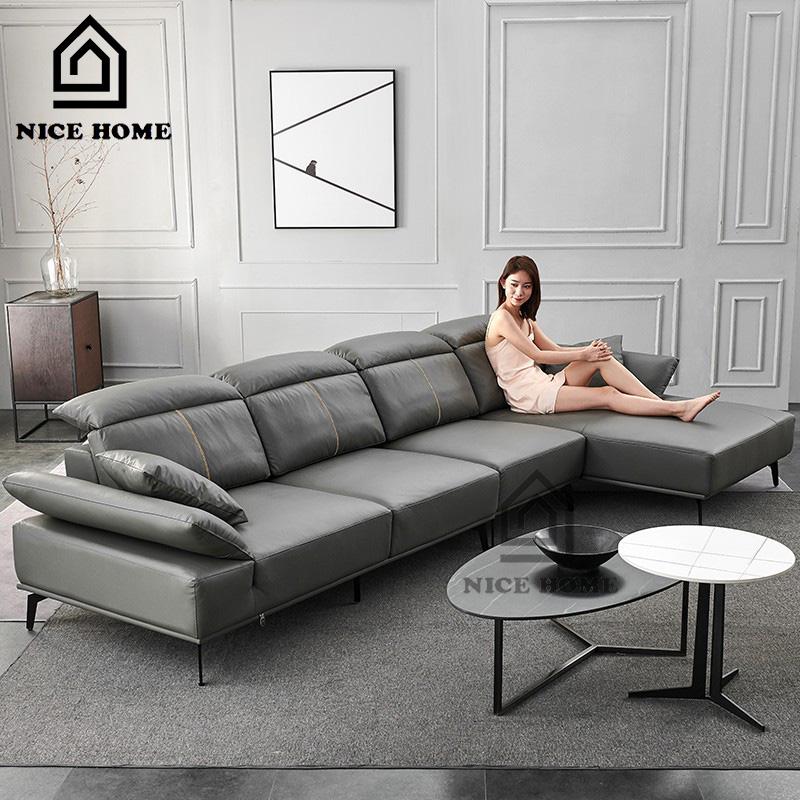 kiểu dáng thiết kế của sofa nhập khẩu cực kỳ đa dạng