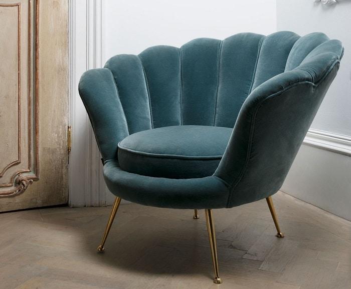 Sofa đơn có kiểu dáng nhỏ gọn